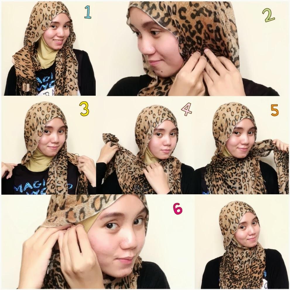 Tutorial Model Hijab Kebaya Simpel Dan Modern Bagi Pemula