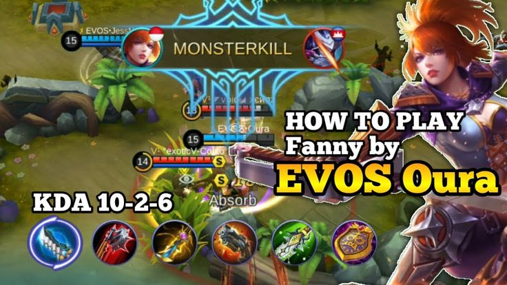 Hero Mobile Legend Favorit Para Pro Player