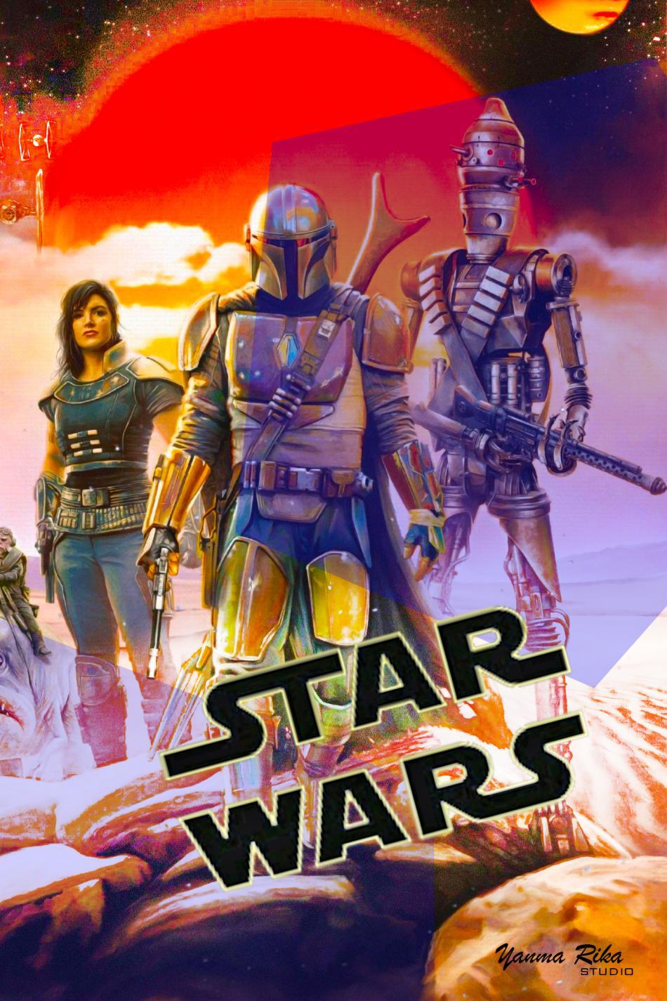Star Wars, Icon Generasi Milenial